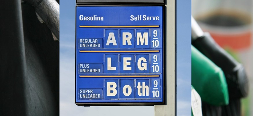 Gas prices: Where it will cost $3 a gallon to fill up in 2017