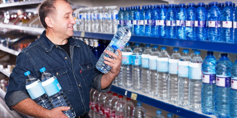 Why you need to read the label on your bottled water