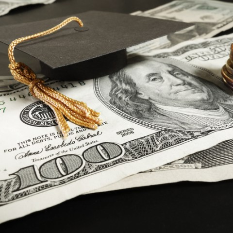 Easy way to cut the cost of your college degree in half