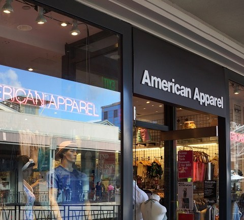 American Apparel is expected to close all 110 stores soon