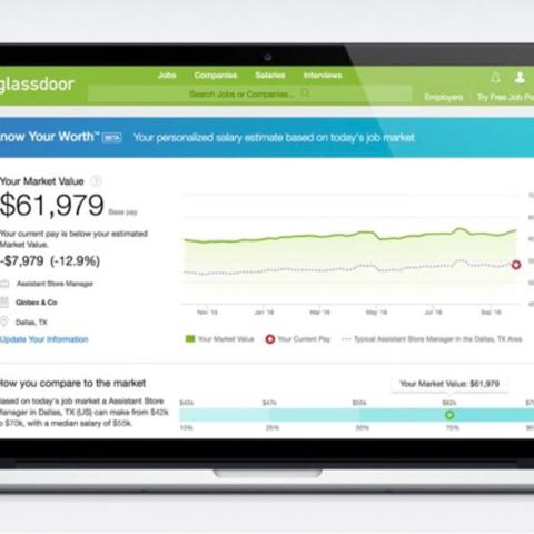 Are you getting paid enough? This new tool will let you know