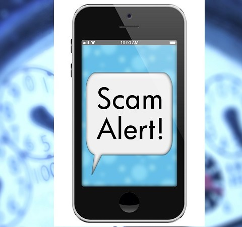 Warning: This is not the utility company calling you!