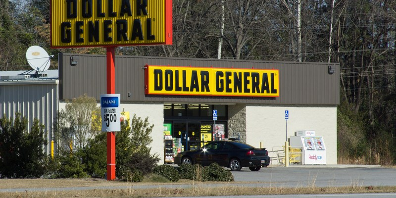 Dollar General is now in 44 states