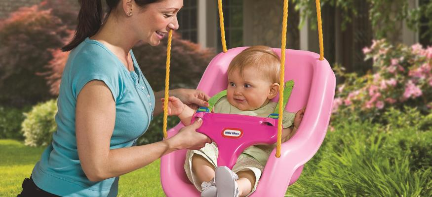 Little Tikes recalls 540,000 toddler swings over fall hazard