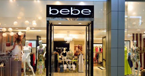 7714307970e Women s clothing retailer Bebe Stores shut down all of its roughly 180  locations nationwide.