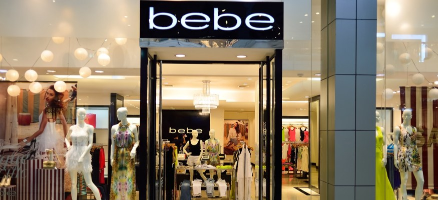 Bebe is closing every single one of its nearly 180 stores