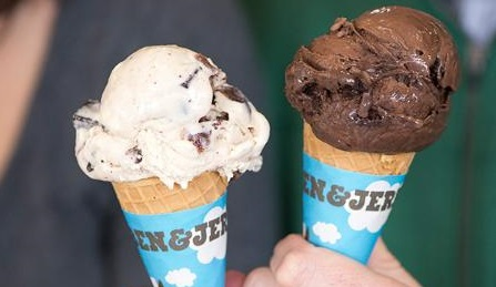 Ben and Jerry's is giving away ice cream for Free Cone Day! Here's where to get one
