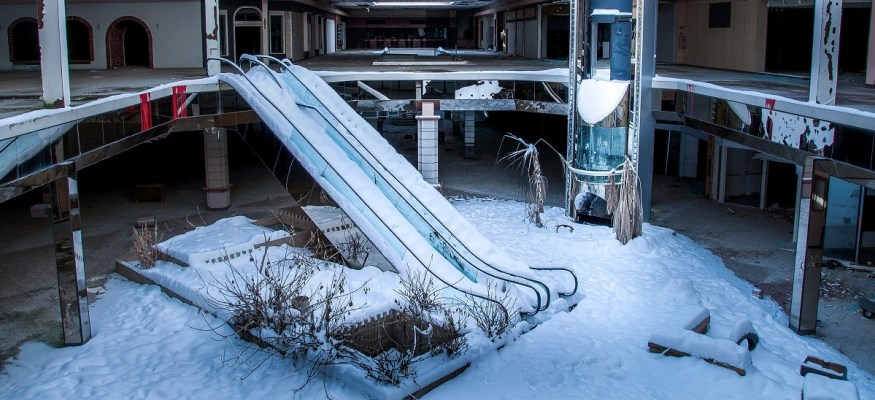The harsh reality of what's happening to America's shopping malls