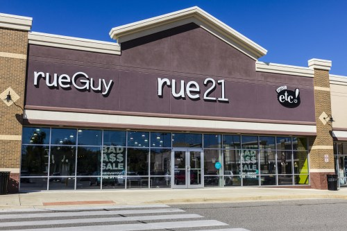 c59eb0ae17f Teen clothing retailer rue21 has filed for Chapter 11 bankruptcy protection.