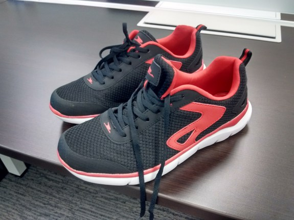 Aldi $15 men's sneakers