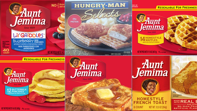 ALERT: Massive recall of Aunt Jemima frozen waffles, pancakes and french toast