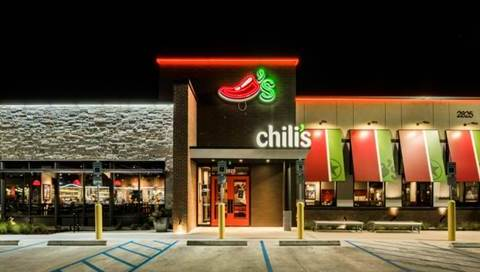 Chili's restaurant exterior