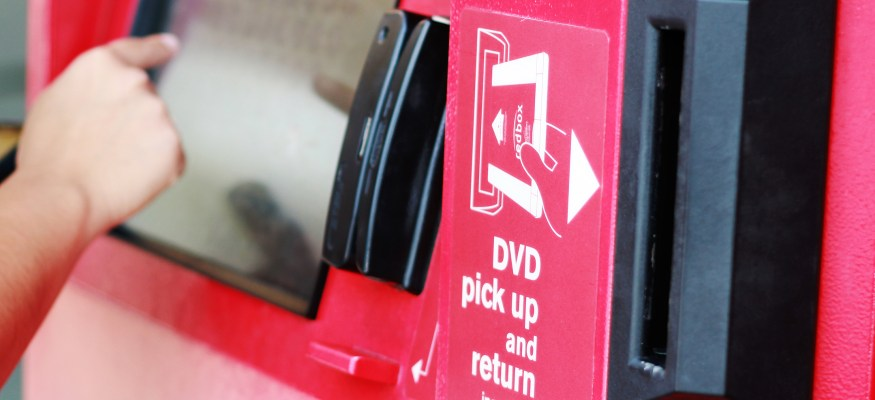 Redbox will have your favorite movies for rent 7 days after retail release
