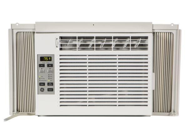 GE air conditioner 2 Best window conditioners for warm weather - Clark Howard