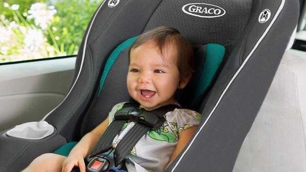 Safety alert: Graco recalls more than 25,000 car seats