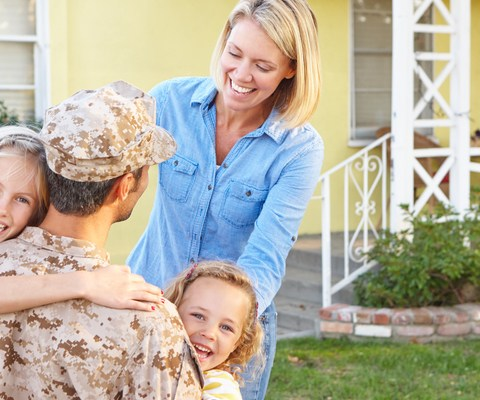 How to save money on Disney if you're a military family