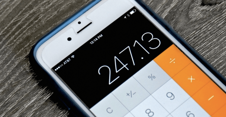 Your calculator app has a secret feature that will change your life