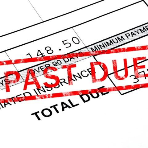 Missed a monthly payment? Take these steps immediately