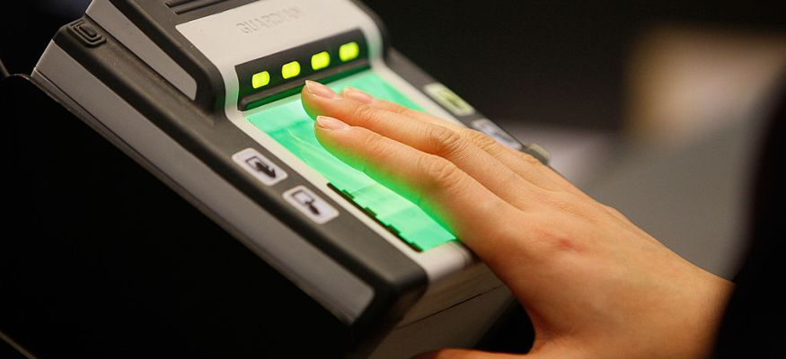 Airlines may soon use eye scans and fingerprints to replace boarding passes