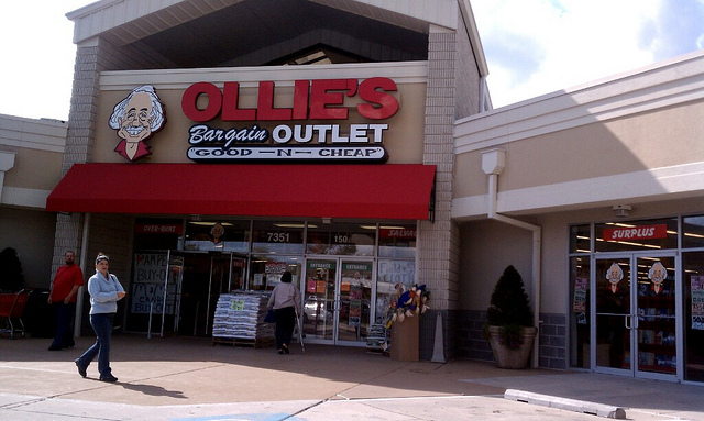 5 new things going on at Ollie's Bargain Outlet
