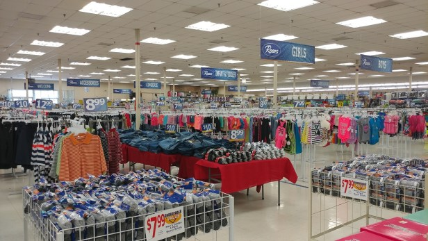 Roses Discount Store, part of Variety Wholesalers