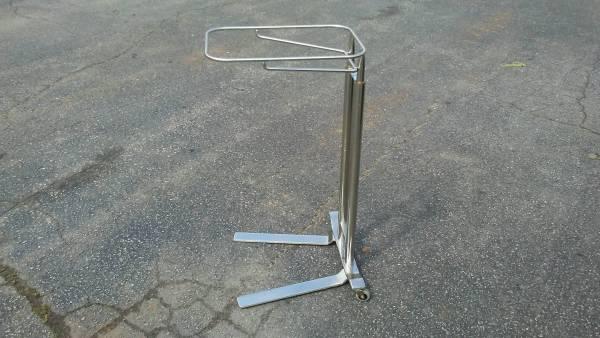 stainless steel item