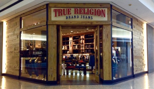 560fd2777f9 Designer jeans and clothing retailer True Religion filed for Chapter 11  bankruptcy protection in 2017.