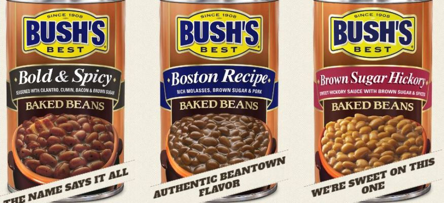 Bush's recalls beans over defective cans
