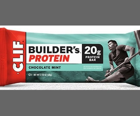 Clif protein bars recalled over nut allergy complaints