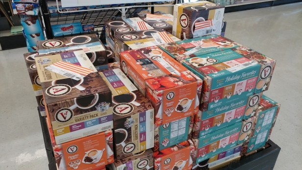 big lots kcup sale