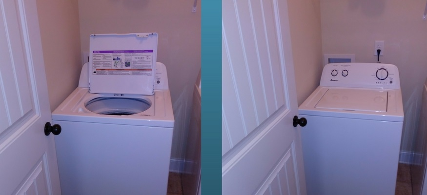 Should you leave the clothes washer lid open or closed?