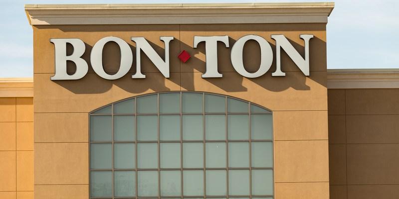 Bon-Ton storefront