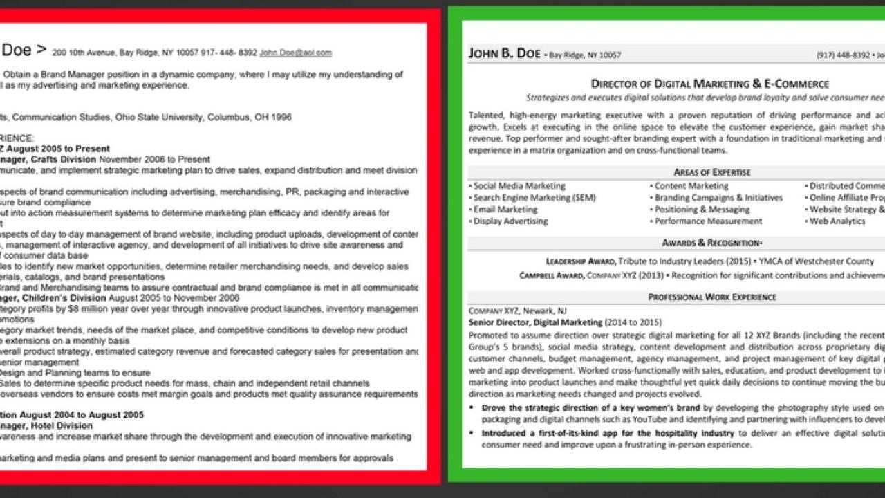 Best Resume Template 9 Ways To Update Your Resume Clark Howard