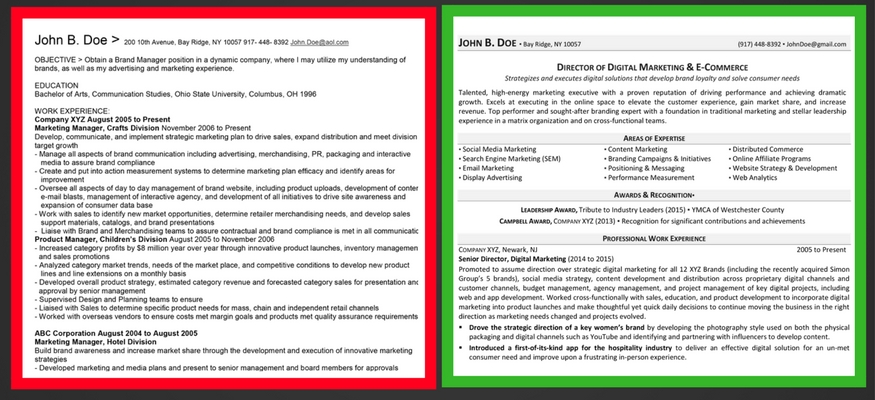 best resume template  9 ways to update your resume for