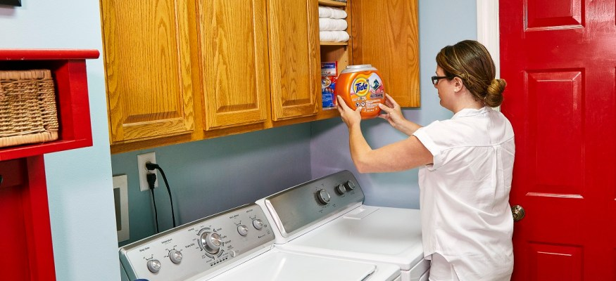 Tide just announced a major change to make laundry pods safer
