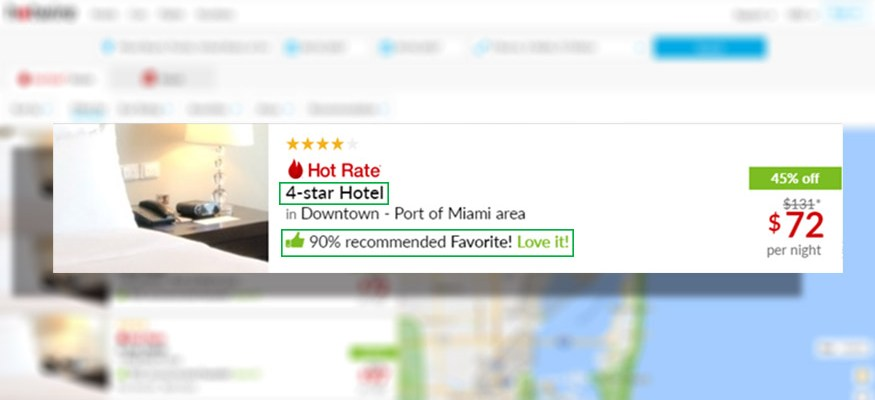 Star ratings and name your own price priceline coupons, hotwire.