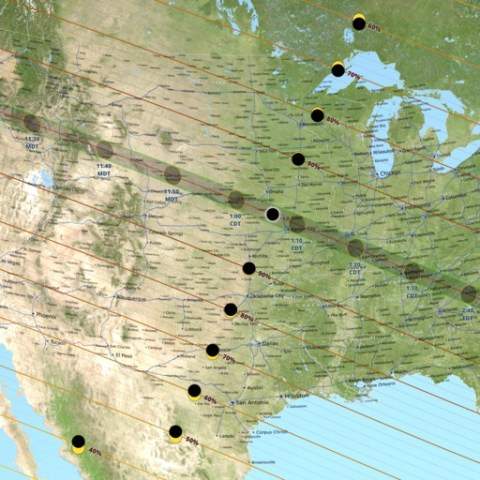 Solar eclipse checklist: Everything you need to pack, bring with you on today