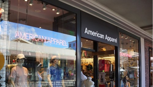 da69a98e1b6c Made in the USA clothing manufacturer American Apparel has closed its  remaining 110 stores.