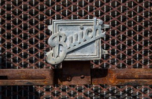 classic buick nameplate