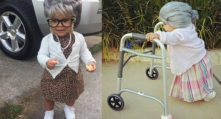20 cheap and easy last-minute DIY Halloween costumes!