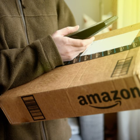 New Amazon service allows couriers to unlock your front door and leave packages inside
