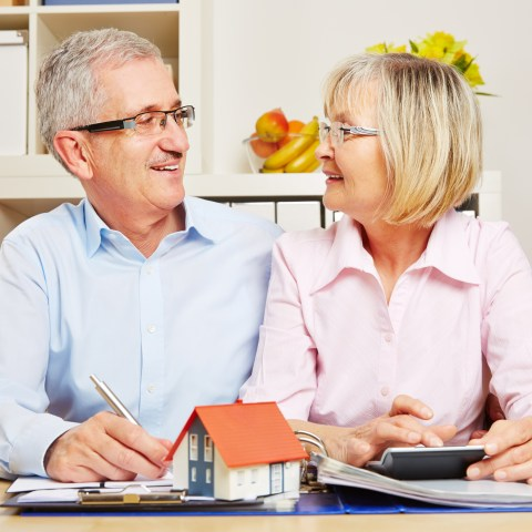 Mortgage and retirement