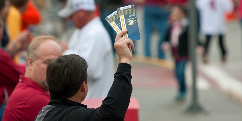 """˜Tis the time of year for ticket scams: 5 ways to spot the fakes"