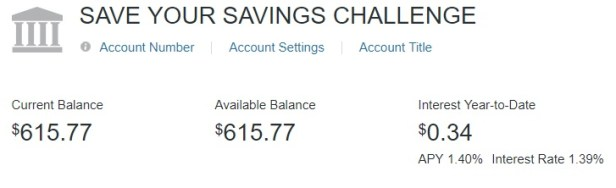 $616 savings in 3 months