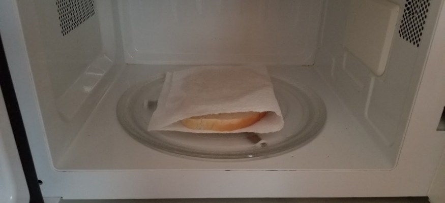 Make stale bread soft again using this simple trick