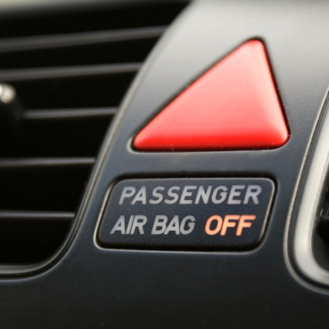 airbag light