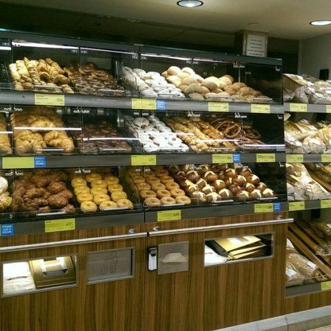 aldi bake shop