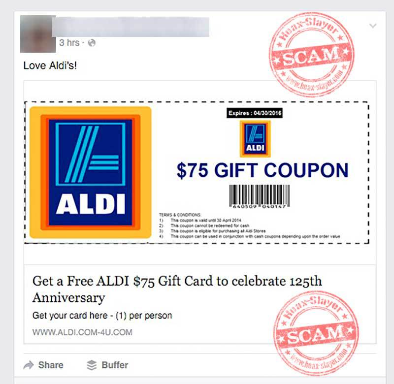 $10 off aldi coupon