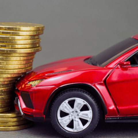 Road traffic accident, car insurance concept.