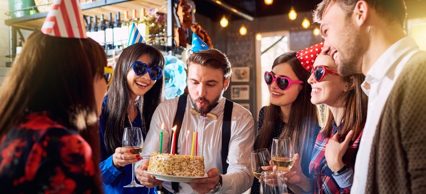 Should guests be expected to pay to attend birthday parties, baby showers and other celebrations?